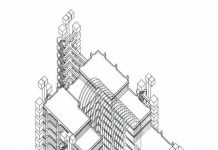 Lloyds Building Colouring Page