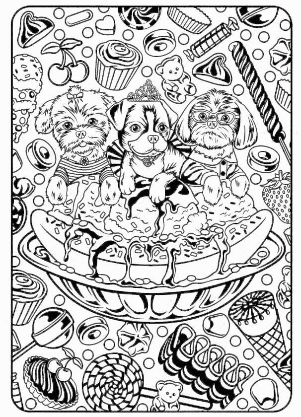 awesome coloring pages noodles for kids 3
